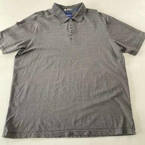 Tommy Bahama Mens Short Sleeve Polo Cotton Silk